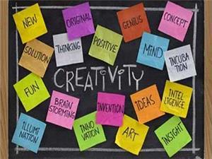 شکوفایی خلاقیت، با این کارها