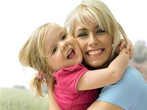 چگونه یک مادر شاد باشیم؟