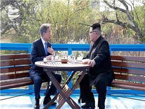 کره جنوبي ميانجي بين کره شمالي و آمريکا پيش از مذاکرات