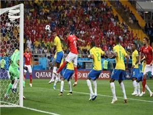 جام جهاني 2018: توقف برزيل برابر سوئيس