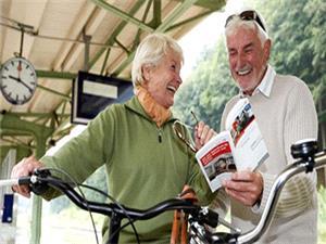 آيا دوچرخهسواري استقامتي براي افراد سالمند مضر است؟
