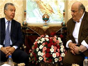 خواستار گسترش همکاري ها با تهران هستيم