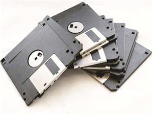فلاپی دیسک 84 هزار دلاری! +عکس