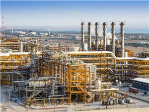 ظرفیت فرآورش گاز ایران حدود 10 درصد افزایش مییابد