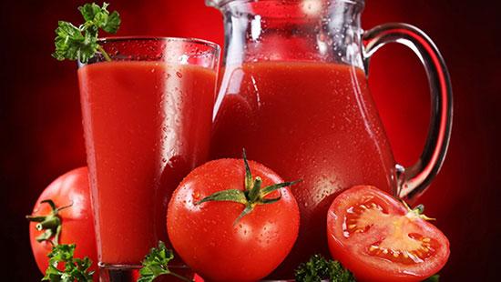 آب گوجه فرنگي بنوشيد!