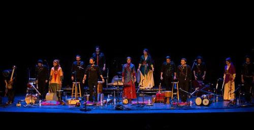 «رستاک»؛ موسیقی اقوام ایرانی از نوع مدرن