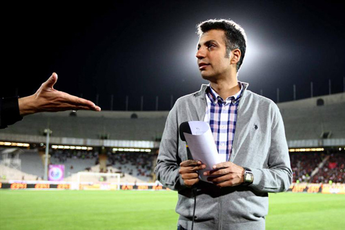«عادل فردوسي پور»؛ يک عشق فوتبالي خاص!