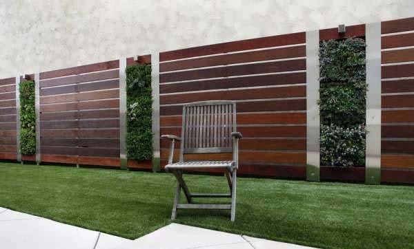 for Mur de cloture design