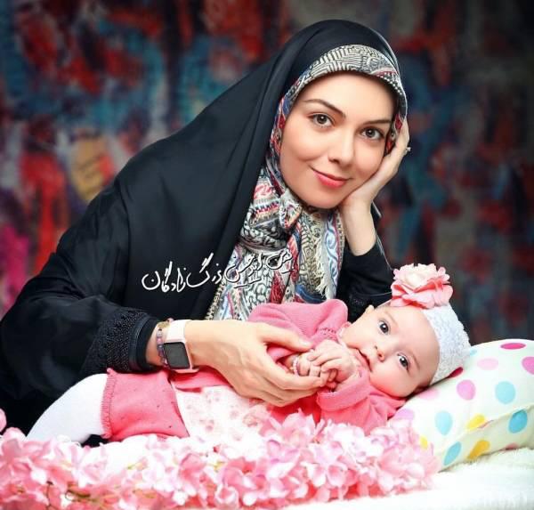 بازیگران ایرانی که تازه مادر شدند