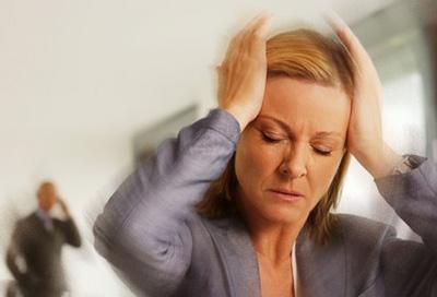 عوامل سرگیجه, سیاهی رفتن چشم