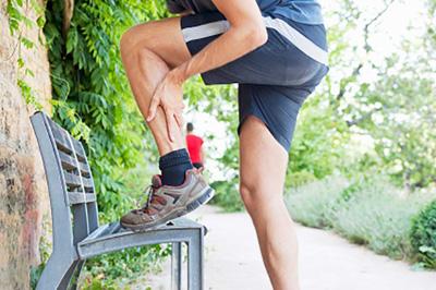 درمان گرفتگی عضلات پا, کرامپ های عضلانی