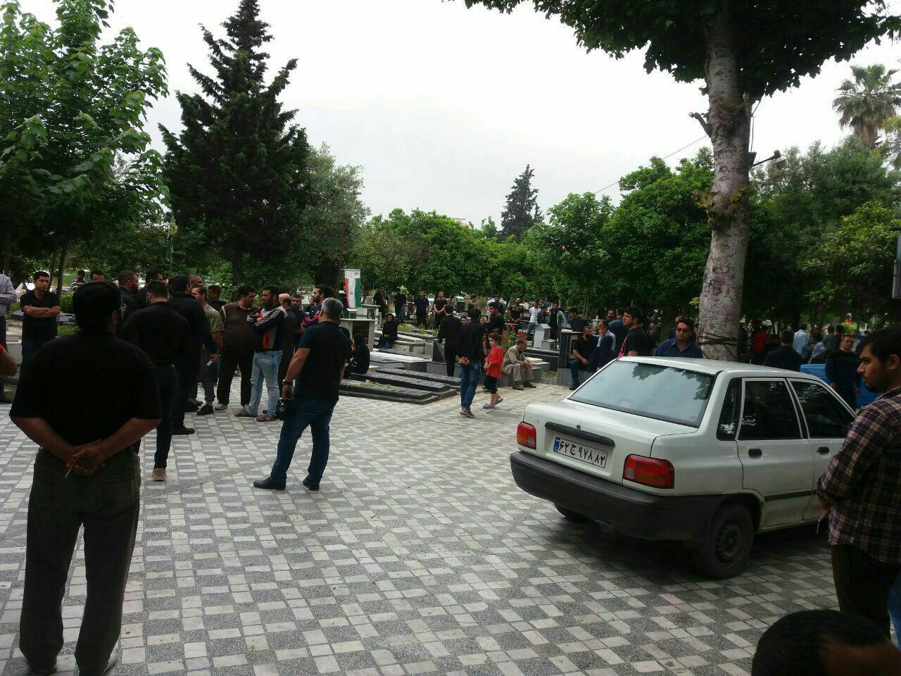 شاه مازندران درگذشت
