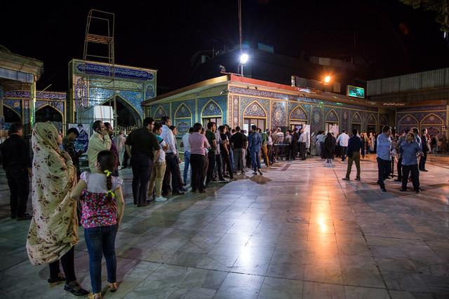 بيش از 2 ميليون نفر در خوزستان راي خود را به صندوق انداختند