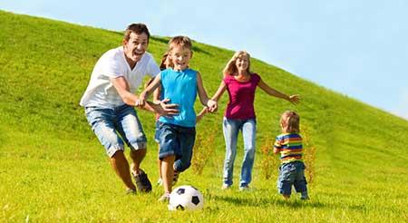تاثیر ورزش بر ذهن کودکان