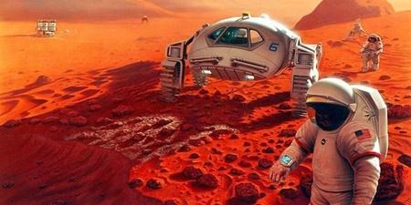 ناسا بودجه ارسال انسان به مريخ را ندارد