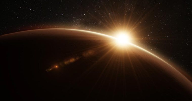 توقف ارسال اطلاعات ناسا به تجهيزات سطح مريخ