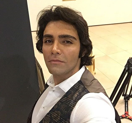 تصاویر شهاب شادابی,عکس های جدید شهاب شادابی