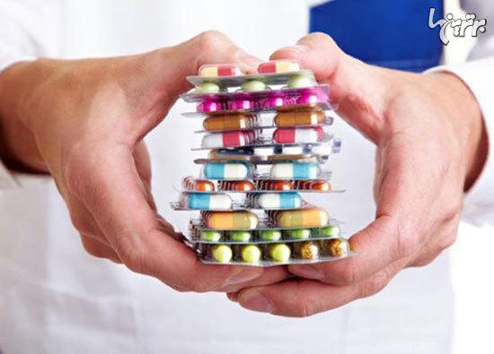 خطرات مصرف مسکنهاي بدون نسخه