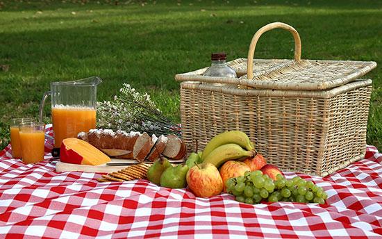 مواد غذايي مناسب فصل تابستان