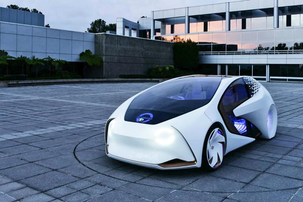اينتل و تويوتا براي توسعه ماشين هاي خودران وارد همکاري شدند
