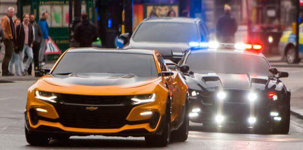 هشت ستاره چهارچرخ هاليوود؛ مروري بر جذاب ترين خودروها در صنعت سينما