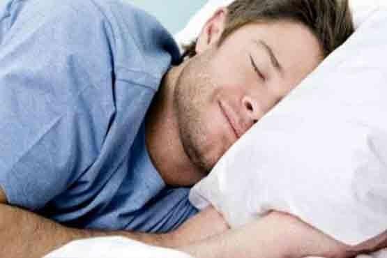 ترک سيگار هنگام خواب!