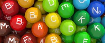 علائم کمبود ویتامین ها در بدن, مصرف ویتامین ها