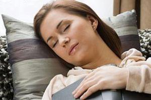 5 نشانه ی کمبود خواب