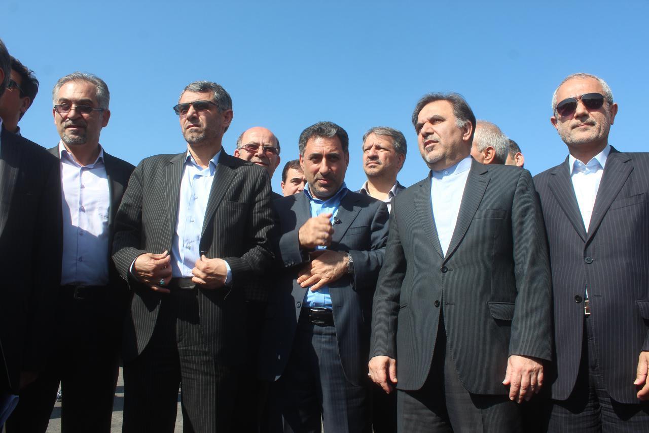 وزیر راه و شهرسازی:پروژه راه آهن اردبیل یکی از طرح های حیاتی کشور و وزارت راه و شهرسازی است
