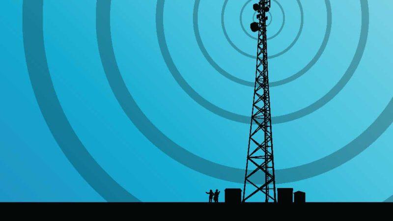 تشعشعات پرتوهای رادیویی توسط رگولاتوری اندازهگیری شد