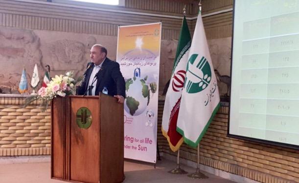 حذف 9 هزار و 800 تن از مواد مخرب لایه ازون در ایران