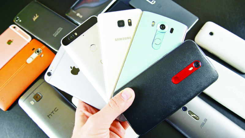 مسیر سبز پیش روی واردات تلفن همراه، از نتایج طرح رجیستری