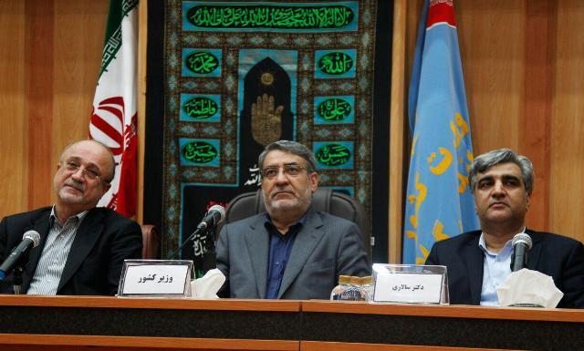 وزیر کشور:تاکید رئیس جمهوری، استفاده از ظرفیت تمام کسانی است که دلسوز ایران هستند