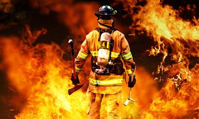 جمله کوتاه در مورد روز آتش نشان,متن های زیبا برای روز آتش نشان ها