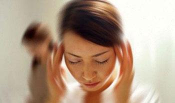 انواع سرگیجه, احساس سبکی سر