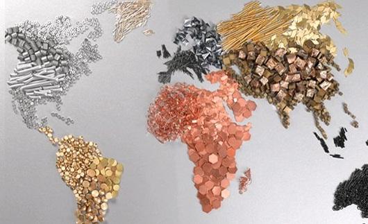بهاي فلزات گرانبها در بازار جهاني