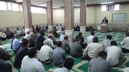 شوراي عمومي کشاورزي شهرستان نيشابور تشکيل شد