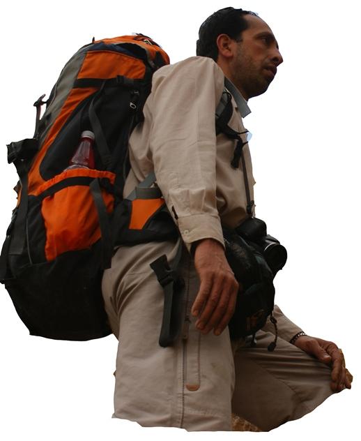 صعودنخستين ايراني نيشابوري به قله کورژنفسکاياي تاجيکستان