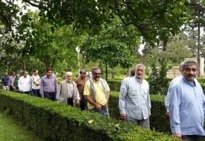 برگزاری اردوی آموزشی درمانی جانبازان شیمیایی خراسان رضوی