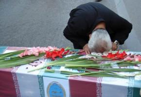 بازگشت پیکر شهید «محمدرسول دلفانی» پس از 29 سال