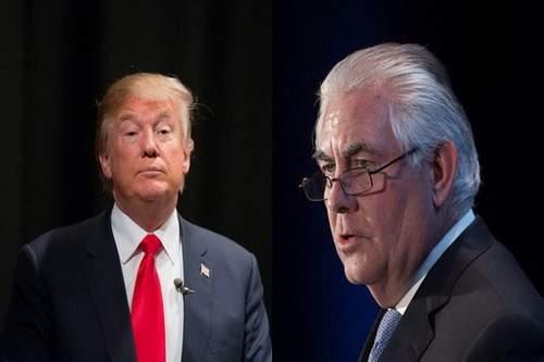 زواياي پنهان دولت ترامپ؛ در سياست خارجي آمريکا چه مي گذرد؟