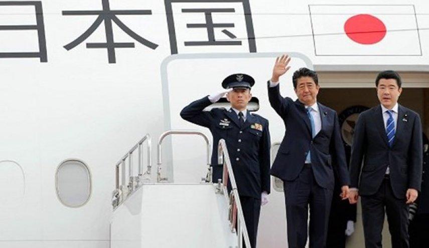 نخست وزير ژاپن راهي تهران شد/ آبه شينزو هدف سفر خود به ايران را اعلام کرد