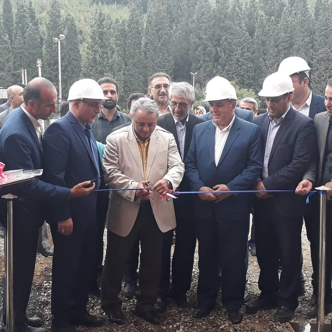 مجتمع توليدي شهيد گرائيلي شهرداري نکا با سرمايه گذاري حدود  8 ميليارد تومان افتتاح و بهره برداري شد