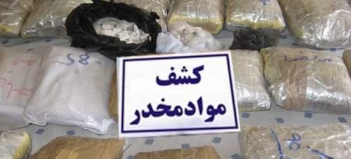 کشف بيش از7 تن مواد مخدر در سيستان و بلوچستان