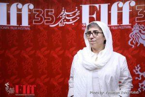 آناهيد آباد: سينماي هنروتجربه نياز به حمايت صددرصدي دارد/ حتي يک سالن اختصاصي نداريم