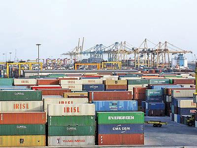 19.6 ميليارد دلار مجموع مبادلات تجاري کشور