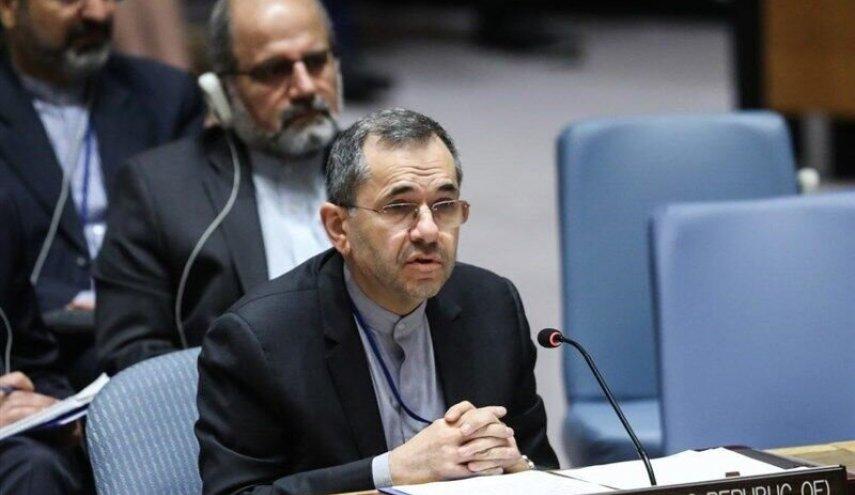 ایران: ادعای آمریکا در بازگردانده شدن تحریمها فاقد اثر حقوقی است