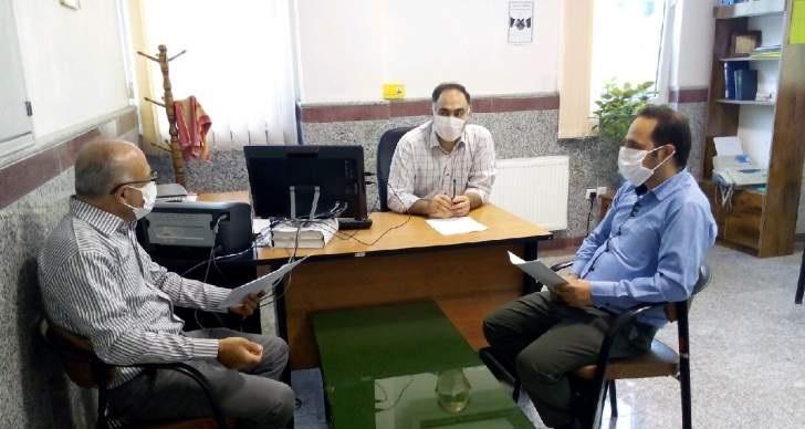 سومين جلسه ستاد اقامه نماز شهرستان سوادکوه برگزار شد