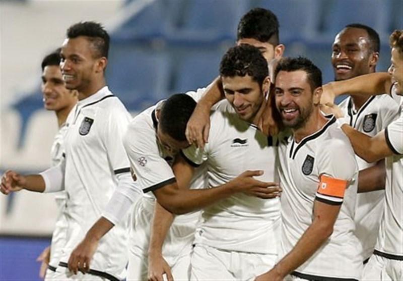 ليگ قهرمانان آسيا؛ السد قطر بازي باخته را برد