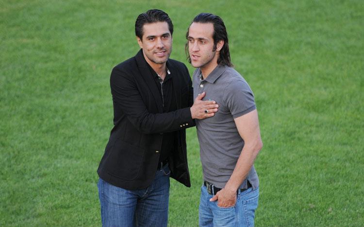 پيرواني: کريمي از افتخارات فوتبال ايران است/علاقه بازيکنان به تمديد